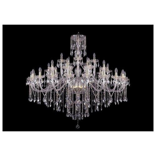Фото - Люстра Bohemia Ivele Crystal 1415 1415/20+10+5/530/G, E14, 1400 Вт люстра bohemia ivele crystal 1415 1415 20 10 5 400 xl 180 3d g e14 1400 вт