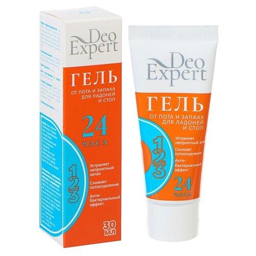 Deo Expert дезодорант, от пота и запаха для ладоней и стоп, 30 мл