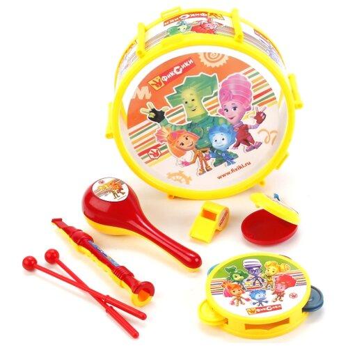 Играем вместе набор инструментов Фиксики B1245597-R желтый/красный