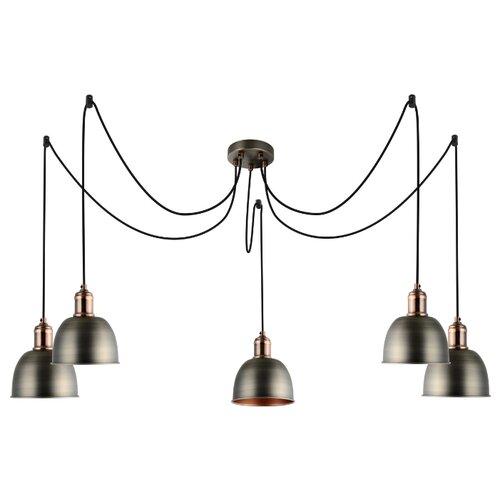 Люстра MW-Light Вальтер 551011205, E14, 200 Вт