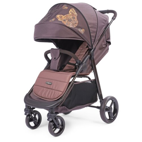 Фото - Прогулочная коляска Happy Baby Ultima V2 X4 Dog happy baby ходунки happy baby smiley v2 brown