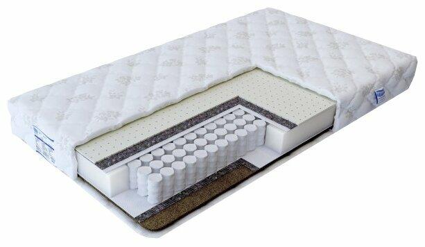 Матрас Промтекс-Ориент Soft Комби 1 80x170