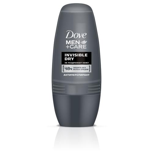 Антиперспирант ролик Dove Men + Care Экстразащита без белых следов, 50 мл