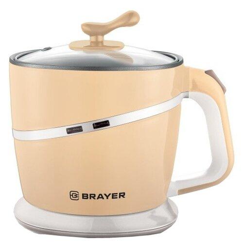 Рисоварка BRAYER BR2800 желтый