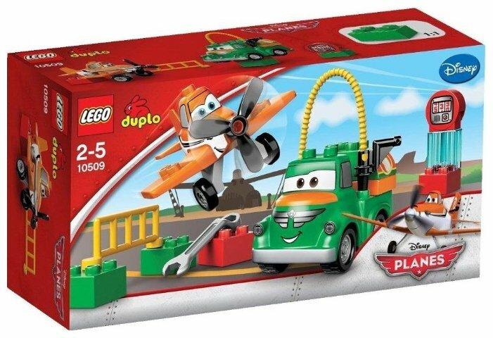 Конструктор LEGO DUPLO 10509 Дасти и Чух