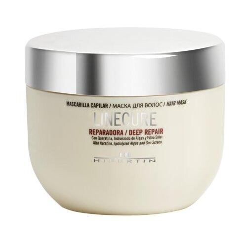 Hipertin Маска для восстановления волос Linecure Hair Mask, 500 мл hipertin шампунь для жирных волос linecure oily hair types shampoo хипертин 300 мл