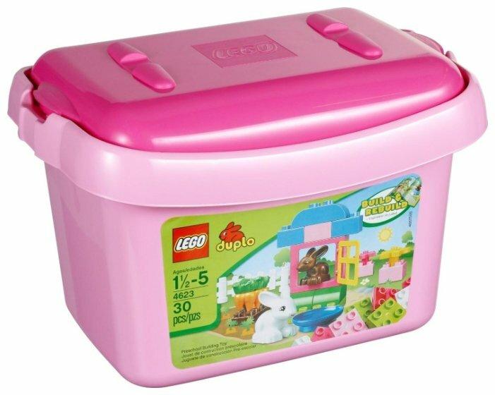 Конструктор LEGO DUPLO 4623 Набор для девочек