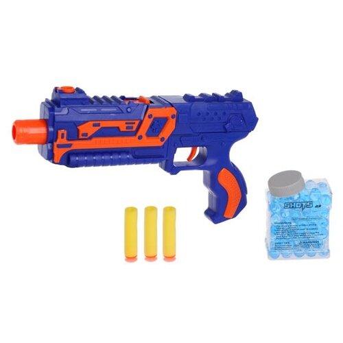 Купить Бластер Играем вместе (1609G132-R), Игрушечное оружие и бластеры