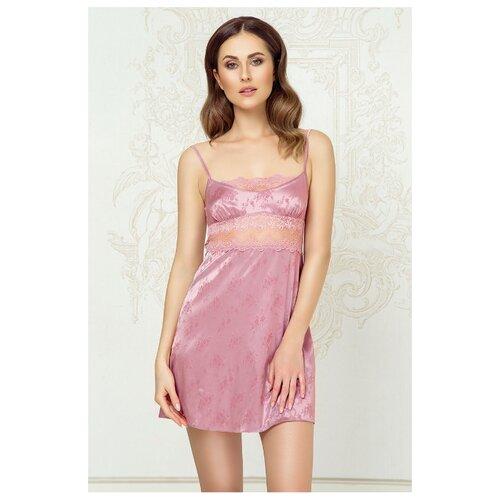Сорочка Anabel Arto размер 46 розовый