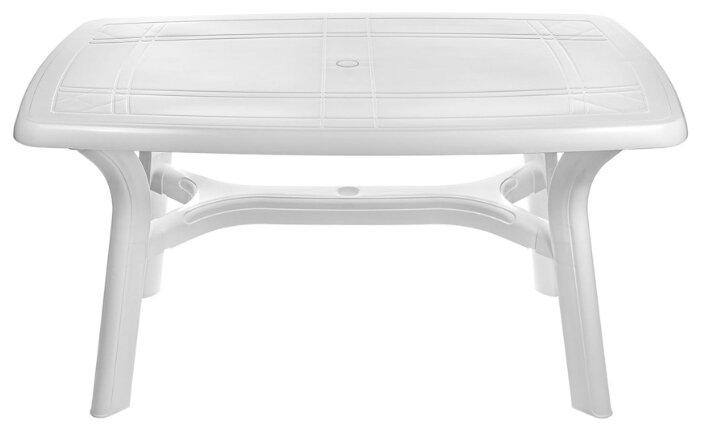 Стол обеденный садовый Стандарт Пластик прямоугольный