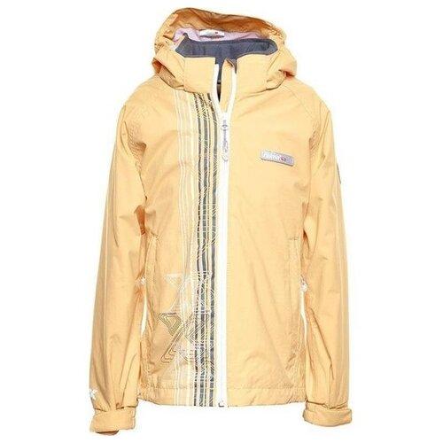 Купить Куртка Reima Reimatec Breeze 521115 размер 128, 123 желтый, Куртки и пуховики