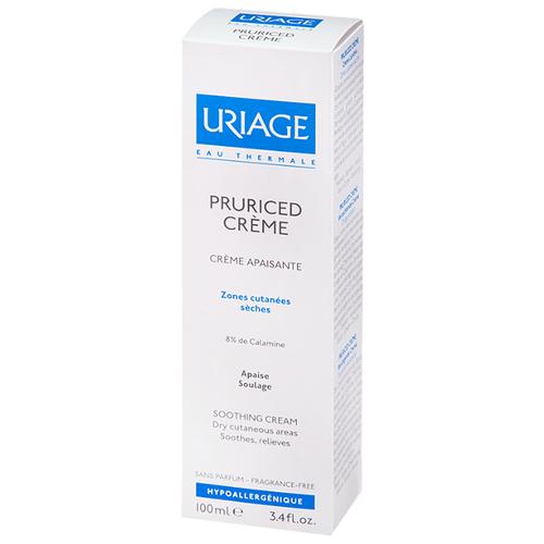 Крем для тела Uriage Pruriced Cream Крем успокаивающий противозудный для лица и тела, 100 мл прурисед противозудный успокаивающий кремэмульсия 100 мл uriage pruriced