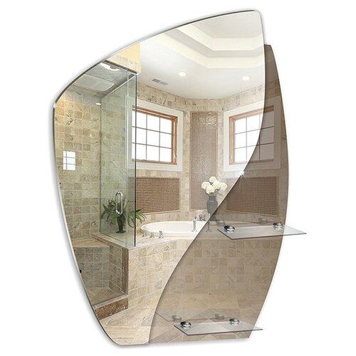 Фото - Зеркало Mixline Восторг 525393 51.5x74см без рамы зеркало mixline муфаса 52х73 5 рисунок жажда 4620001988358
