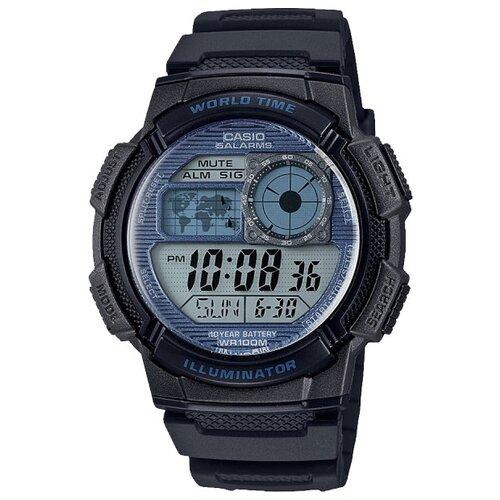 Наручные часы CASIO AE-1000W-2A2 casio часы casio ae 1000w 1b коллекция digital