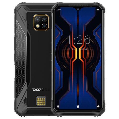 Смартфон DOOGEE S95 Pro черный смартфон doogee x11 1 8gb черный