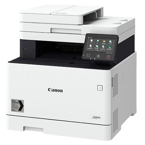 Фото - МФУ Canon i-SENSYS MF742Cdw белый/черный кеды мужские vans ua sk8 mid цвет белый va3wm3vp3 размер 9 5 43