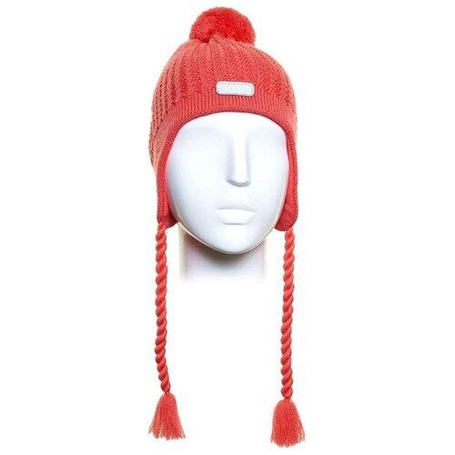 Шапка Reima размер 50, Poppy red