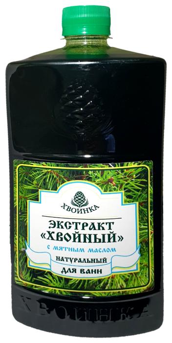 Хвоинка Экстракт Хвойный с мятным маслом 1000 мл