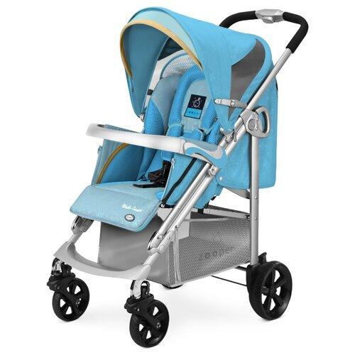 Купить Прогулочная коляска Zooper Z9 Smart Cyan, Коляски