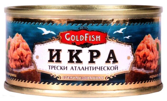 GoldFish Икра трески атлантической