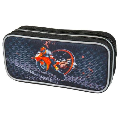 Mag Taller Пенал-косметичка Motorbike черный mag taller рюкзак zoom flowers разноцветный