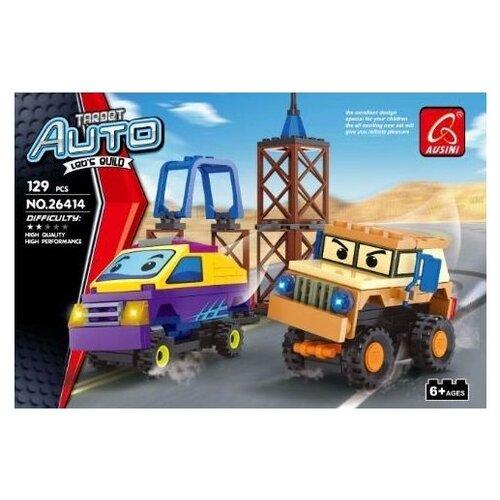 Конструктор Ausini Auto 26414 конструкторы ausini фэнтези 213 деталей