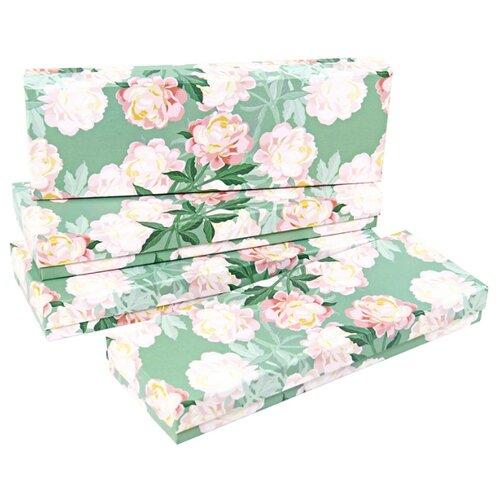 Набор подарочных картонных коробок