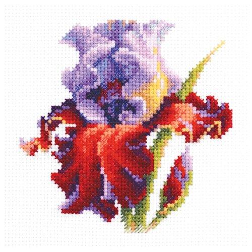 Купить Чудесная Игла Набор для вышивания Ирис 11 х 11 см (150-011), Наборы для вышивания