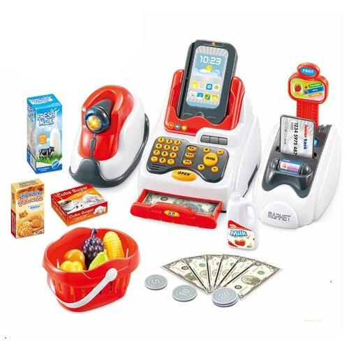 Купить Касса Наша игрушка (Y13062300), Играем в магазин