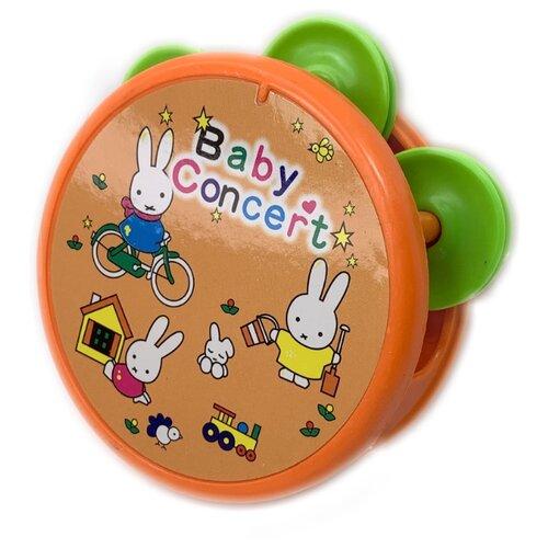 Купить Play Line бубен HS0125737, Детские музыкальные инструменты