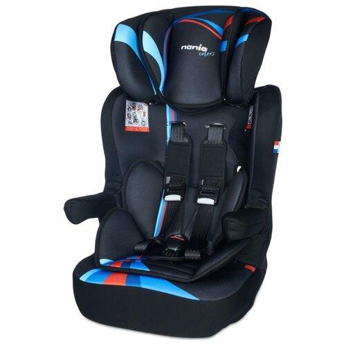 Автокресло группа 1/2/3 (9-36 кг) Nania I-Max SP Colors, blue, Автокресла  - купить со скидкой