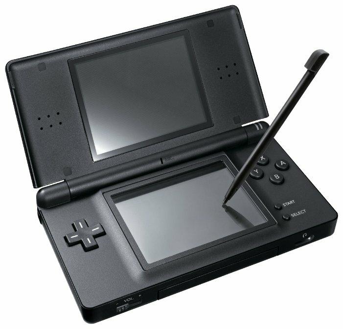 Игровая приставка Nintendo DS Lite