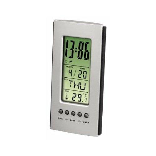 Термометр HAMA LCD Thermometer (075298) серебристый / черный