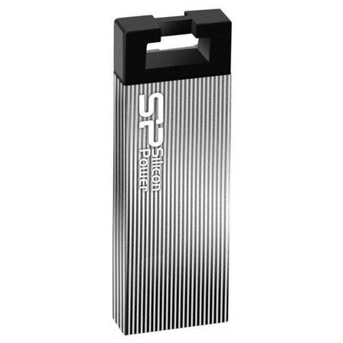 Фото - Флешка Silicon Power Touch 835 64Gb, железный серый флешка silicon power touch t01 64gb серебристый