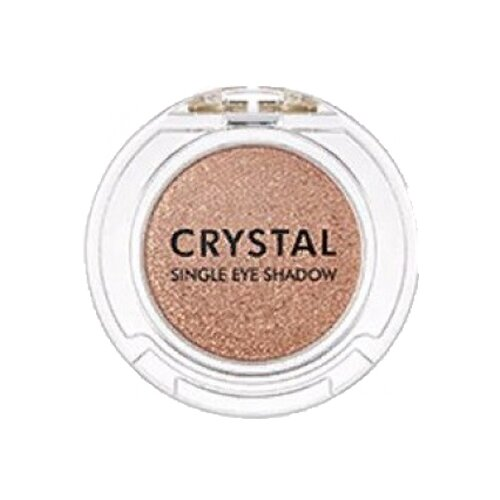 TONY MOLY Тени для век Crystal Single Eye Shadow S07 bebe brown bobbi brown eye shadow тени для век banana
