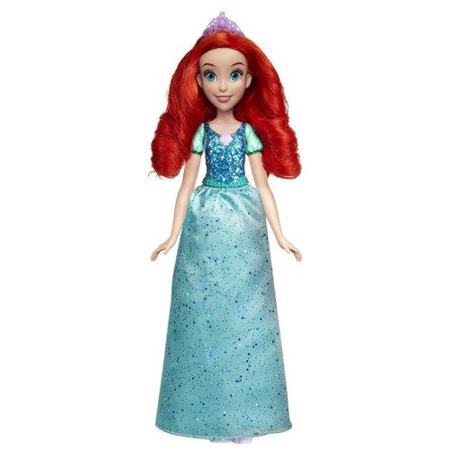 Купить Кукла Hasbro Disney Princess Королевский блеск Ариэль, 26.5 см, E4156, Куклы и пупсы