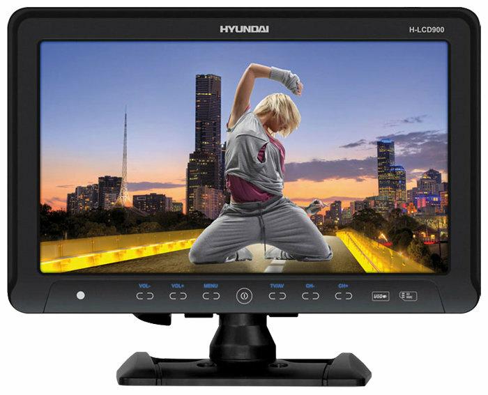 Автомобильный телевизор Hyundai H-LCD900
