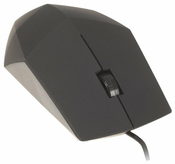 Мышь DEXP CM-404BU Black USB