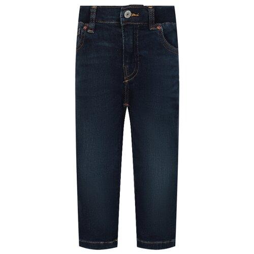 Джинсы Ralph Lauren 320760023001 размер 74, темно-синий джинсы ralph lauren размер 140 синий