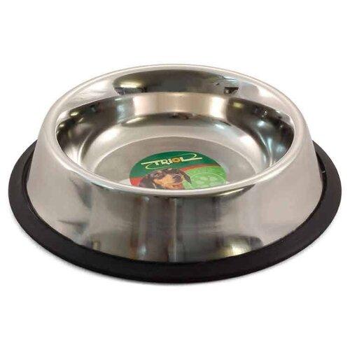 Миска Triol 1506/М-002400/30261006 1.6 л нержавеющая сталь