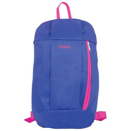 STAFF Рюкзак Air, синий/розовый staff рюкзак air голубой