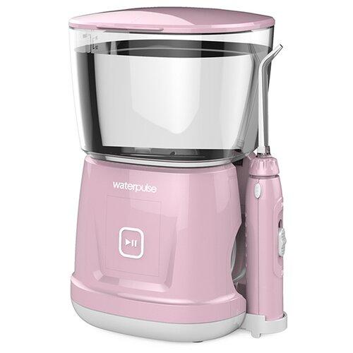 Ирригатор Waterpulse V700, розовый