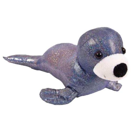 Мягкая игрушка Junfa toys Тюлень синий 26 см