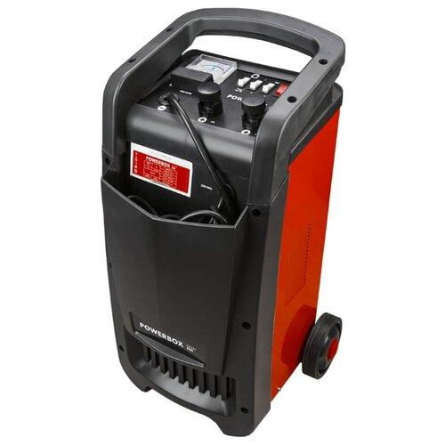Пуско-зарядное устройство Kvazarrus PowerBox 650 черный/красный зарядное