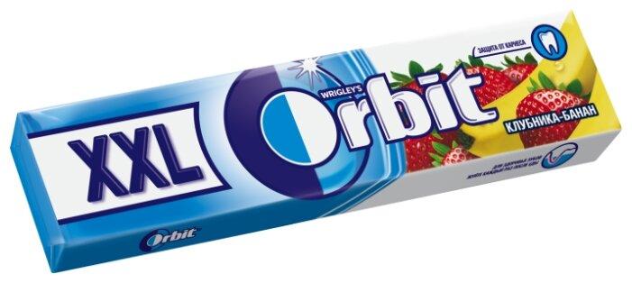 Жевательная резинка Orbit XXL Клубника-Банан, 20.4 г