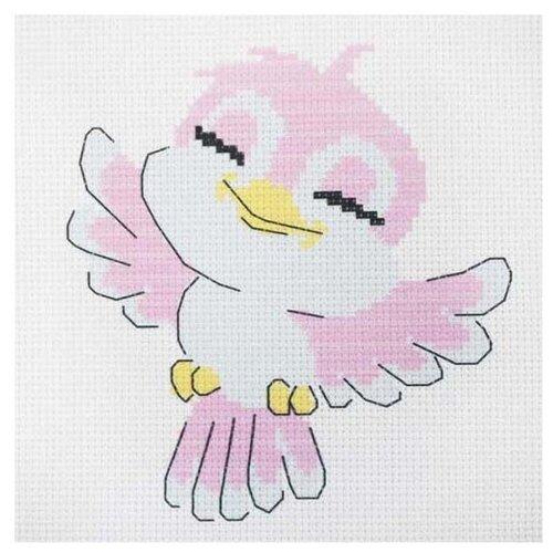Купить Василиса Набор для вышивания Птенчик 19 х 19 см (213), Наборы для вышивания
