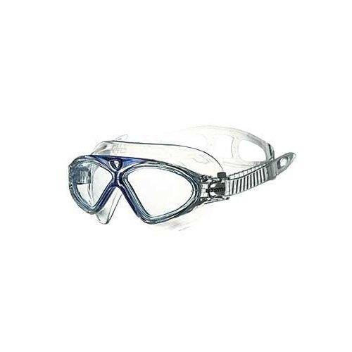 Фото - Очки-маска для плавания ATEMI Z302/Z301 голубой очки маска для плавания atemi z401 z402 синий серый