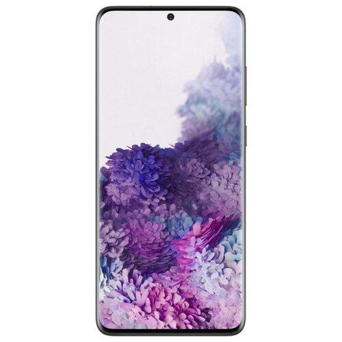 Смартфон Samsung Galaxy S20+ черный смартфон