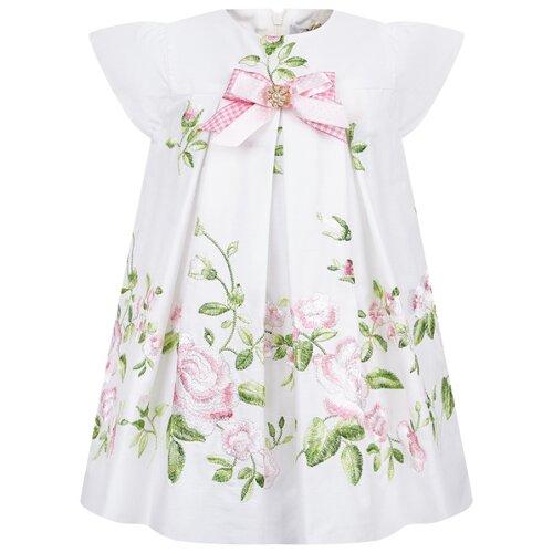 Платье Lesy размер 74, розовый