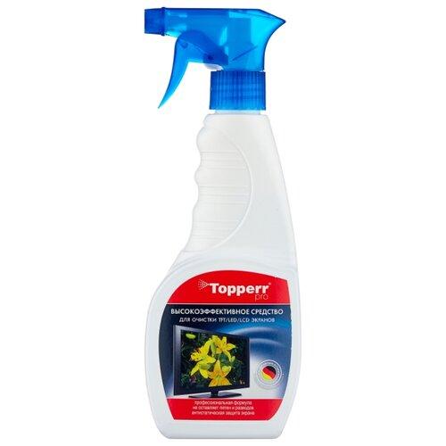 Фото - Topperr 3001 чистящий спрей для экрана фильтр для пылесосов topperr 1159 fsm 211
